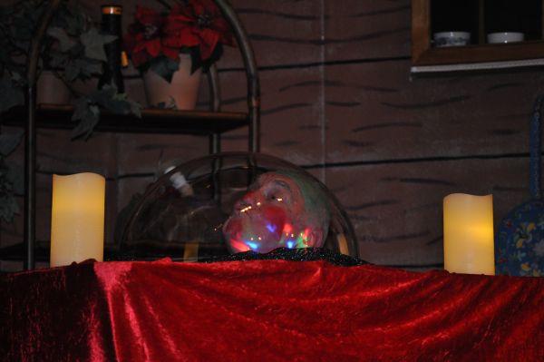 Die zauberhafte Glaskugel