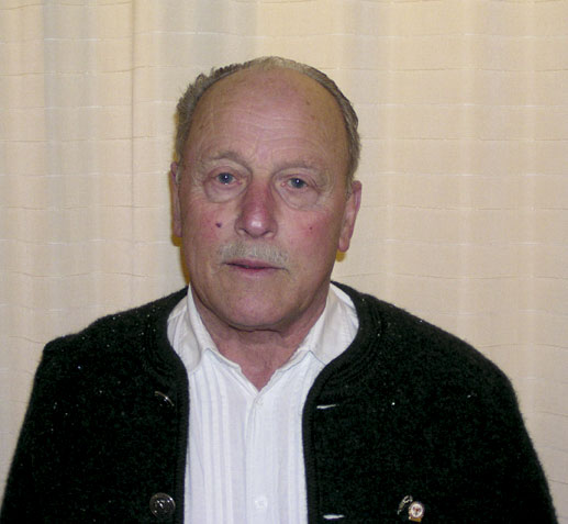Werner Haslinger - Ehrenvorstand