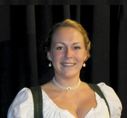 Melanie Mayer - Schauspielerin